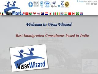 Best Immigration Consultant in India