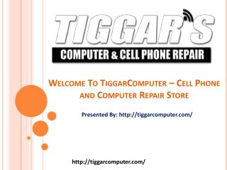TiggarComputer - Best Cell and Computer Repair Store in GA