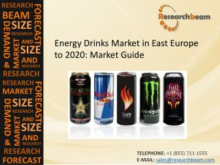 East Europe: Energy Drinks Market Value Chain