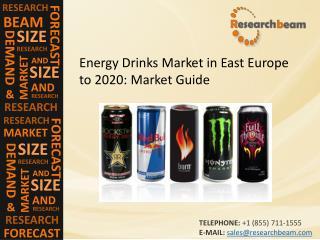 East Europe: Energy Drinks Market Value Chain