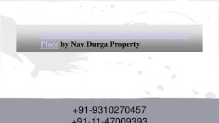 Commercial Office Space in Netaji Subhash Place,Pitampura