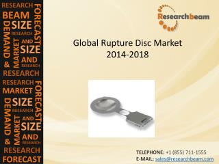 Global Rupture Disc Market Size, Growth, Forecast 2014-2018