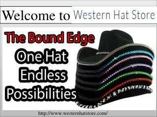 Welcome to Western Hat Store