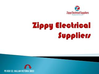 Reliable electrical supplies and circuit breakers
