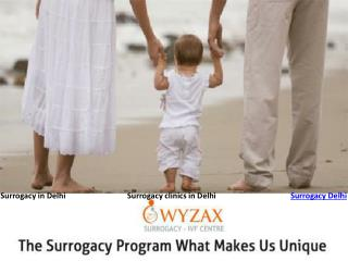 Surrogacy clinics in Delhi