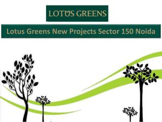 Lotus New Projects Sector 150 Noida