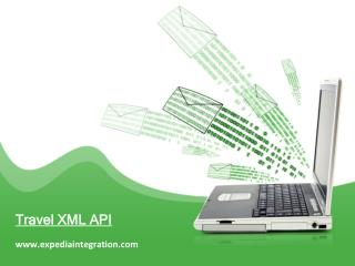 Hotel and Flight XML API, Travel API Integration