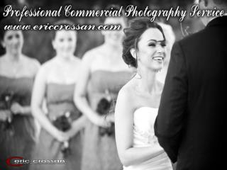 Professional Commercial Photography Service