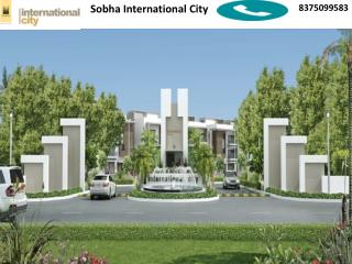 Sobha International City  | Properties new project || Gurgao