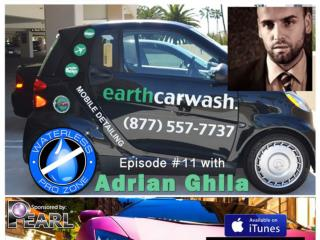 The Waterless Pro Zone with Adrian from Earth Car Wash
