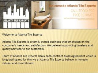 The Professional Bathroom Remodeling Atlanta Services