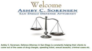San Diego Theft Lawyer