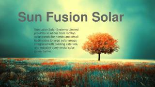 Green Solar Energy Contractors San Diego