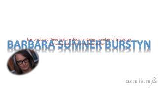 Barbara Sumner Burstyn