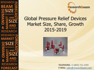 Global Pressure Relief Devices Market Size, Share, Growth