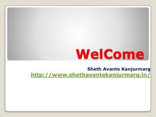 Sheth Avante Mumbai