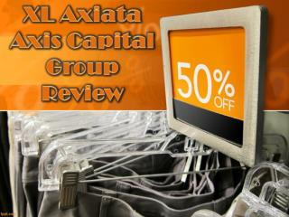XL Axiata Axis Capital Group Review: Dramatic Change in Indo