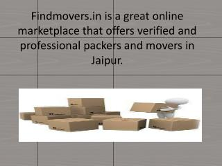 Tips to move you goods in jaipur
