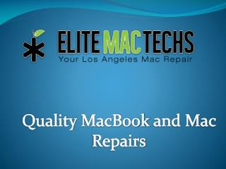 Elite Mac Techs