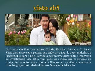 visto eb5