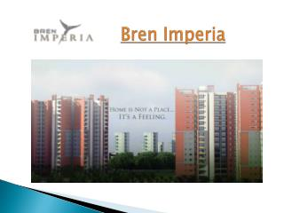 Bren Imperia � Buy Luxury Flats in Sarjapur Road Bangalore