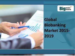 Global Biobanking Market