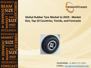 2019 Global Rubber Tyre Market in  Top 10 Countries, Size