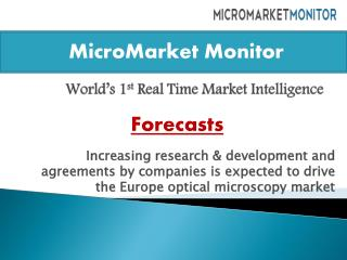 Europe Optical Microscopy Market