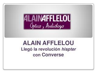 Alain Afflelou Converse