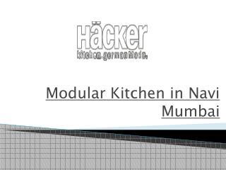 Modular Kitchens in Navi Mumbai