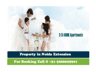 Property For Sale in Noida Extension @ 9266629901