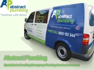 Specialize In Providing Emergency Plumbing Service In Brisba