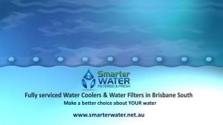 Fully serviced Water Coolers & Water Filters in Brisbane Sou