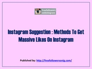 Free Followers On Ig-Instagram Helps To Manage Your Business