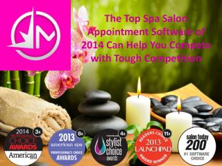 The Top Spa Salon Appointment Software of 2014 Can Help You