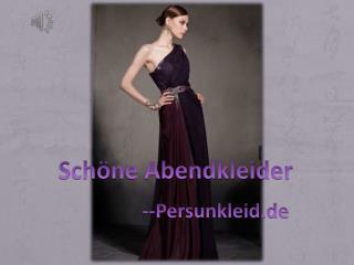 Elegante Abendkleider auf Lager Online Günstig Kaufen-PERSUN