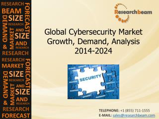 Global Cybersecurity Market Growth, Demand, Analysis