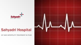 IVF and Infertility Treatment in Pune