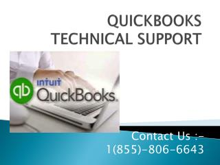 1(855)-806-6643 Quickbooks not backing up