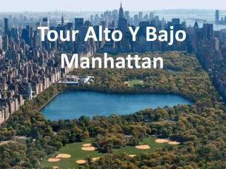 Tours En Nueva York En Español