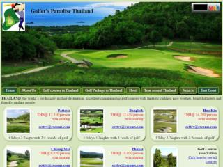 Golf Courses In Chaing Rai, Thailand |Pattayagolfpackage