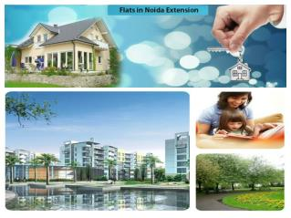 Flats in Noida Extension For Booking Call @ 9266629901