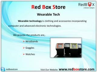 Wearable Tech: Smartwatches, Activity Trackers &amp