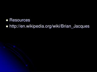 Resources en.wikipedia