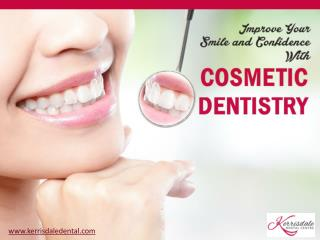 Cosmetic Dentist in Vancouver � For a Dazzling Smile