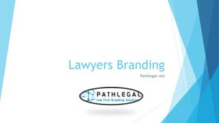 Lawyers Branding