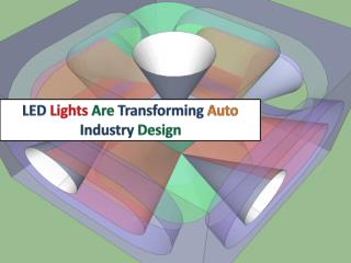LED Lights Are Transforming Auto Industry Design