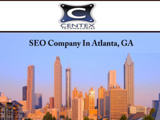 SEO Company In Atlanta, GA