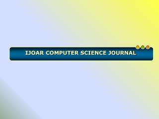Expert Tips for Journal Article Submission on IJOAR