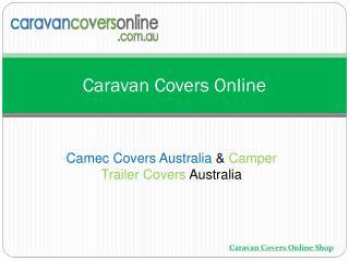 Caravan Covers Australia - Caravan Covers Online